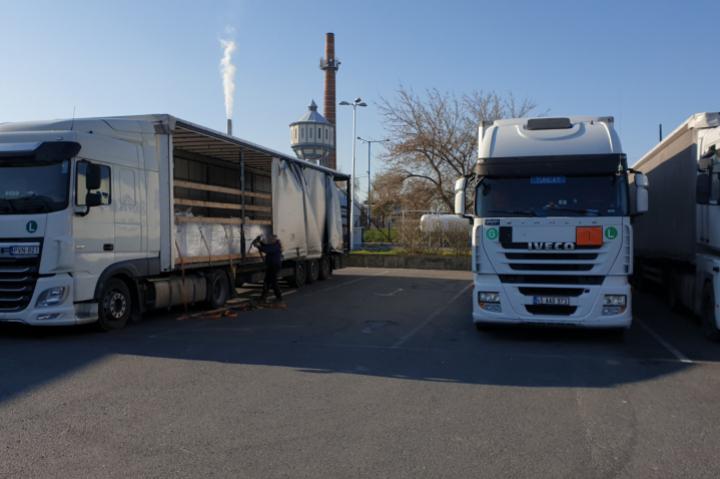 Chemark Import/Export